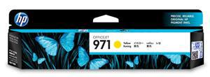 HP 971 Yellow Ink Cartridge - Office Connect