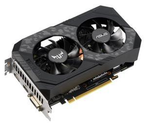 ASUS TUF-GTX1660-O6G-Gaming 6GB PCIE Graphics Card - Office Connect