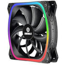 Enermax Squ-A 12cm Fan with Addressable RGB Lighting - Office Connect