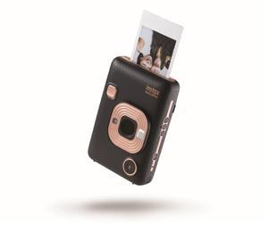 Fujifilm Instax Mini LiPlay Elegant Black - Office Connect