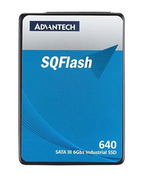 "Advantech 640s 2.5"" SATA3 Industrial TLC ECC 128GB SSD - Office Connect"
