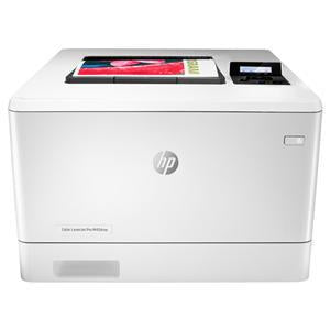 HP LaserJet Pro M454nw 27ppm Colour Laser Printer WiFi - Office Connect