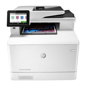 HP Colour LaserJet Pro MFP M479fnw 27ppm Laser MFC Printer WiFi - Office Connect