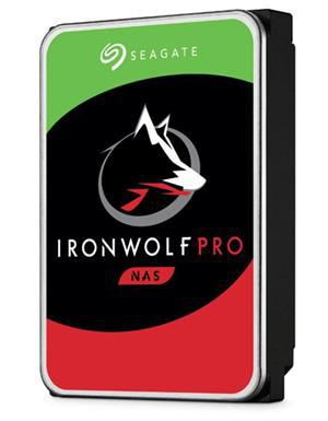 "Seagate IronWolf Pro SATA 3.5"" 7200RPM 128MB 4TB NAS HDD 5Yr Wty - Office Connect"