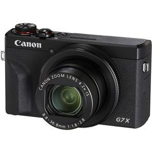 Canon PowerShot G7 X Mark III 20.1MP CMOS 4x Digital Camera Black - Office Connect