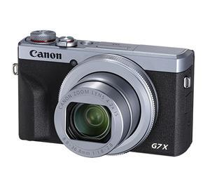 Canon PowerShot G7 X Mark III 20.1MP CMOS 4x Digital Camera Silver - Office Connect