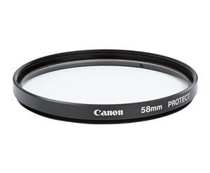 Canon 58mm Protector Filter - Office Connect