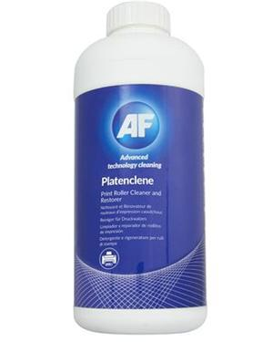 AF Platenclene Rubber Roller Restorer for Faxes / Printers - 1l - Office Connect