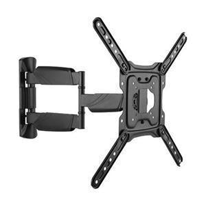 "Brateck Full Motion 23-55"" TV/Monitor Wall Mount Bracket - Office Connect"