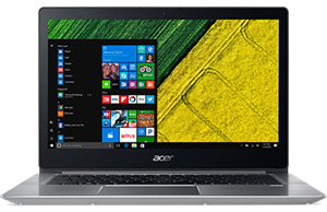 "Acer Swift 3 SF314-57 14"" FHD i5 8GB 256GB SSD W10Home - Office Connect"