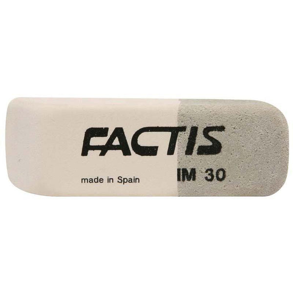 Factis Erasers IM30 Ink And Pencil - Office Connect