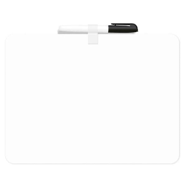 FM Whiteboard Double Sided Lap Board 226x300mm - Office Connect