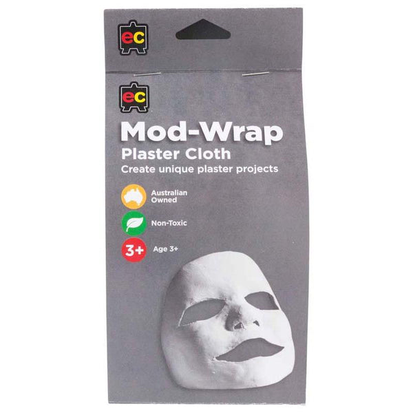 EC Mod Wrap Plaster Cloth 100mmx4.6m - Office Connect