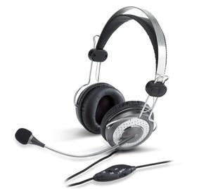 Genius HS-04SU Headset with Microphone - Office Connect