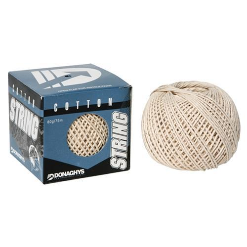 Donaghys Cotton String 60g Box 75m - Office Connect