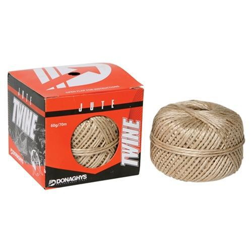 Donaghys Jute String 60g Box 70m - Office Connect