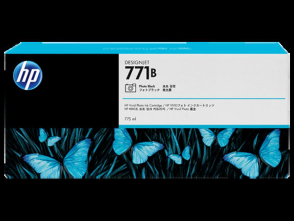 HP 771B 775ml Photo Black Ink Cartridge - Office Connect