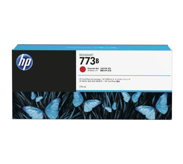 HP 773B 775-ml Chrmtc Red Ink Cartridge - Office Connect