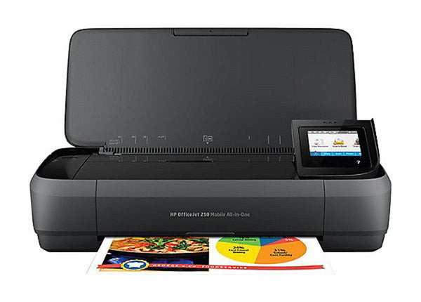 HP Officejet 250 Mobile All-in-One Printer - Office Connect