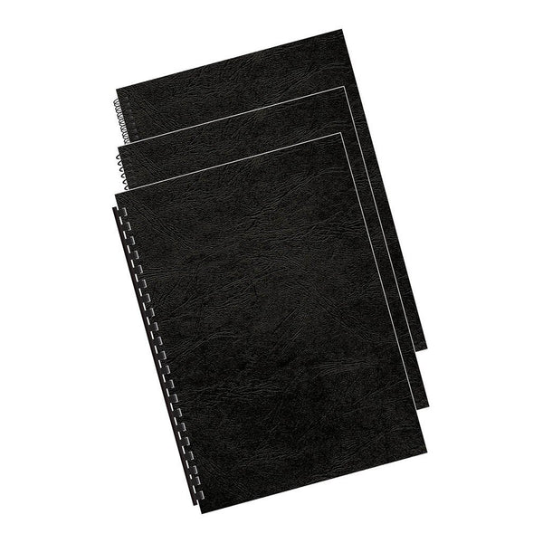 Fellowes Binding Covers A4 250gsm Pack 25 - Office Connect