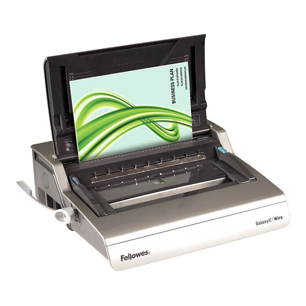 Fellowes Galaxy-E 130 Wire Binding Machine - Office Connect