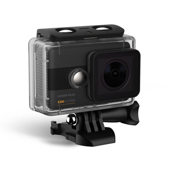 Kaiser Baas - X300 ActionCam 2.5K 30FPS 8MP WiFi - Office Connect