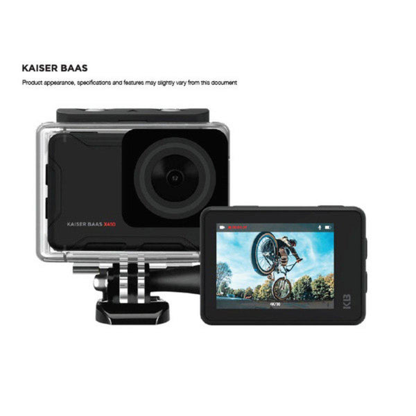 Kaiser Baas X450 Action Camera - Office Connect