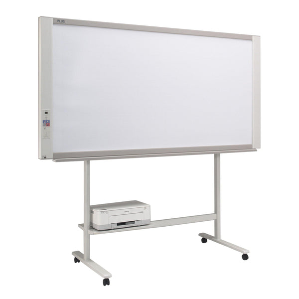 Plus Whiteboard N20W WIDE Wall-Mounted - Office Connect