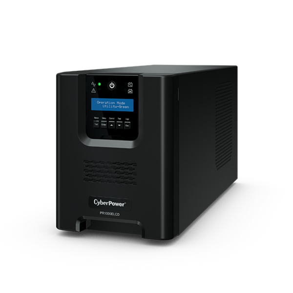 CyberPower Professional Tower factor 1.5KVA Pure Sine Wave - Office Connect