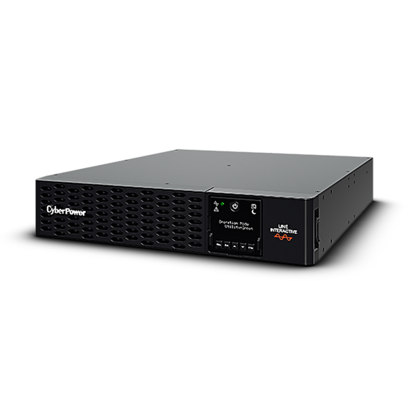 CyberPower PRO series 1.5KVA pure sin rackmount (optional EBP) - Office Connect