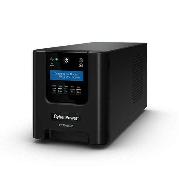 CyberPower Professional Tower factor 750VA Pure Sine Wave - Office Connect