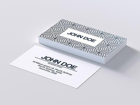 Premium Business Cards (Free Design) - Office Connect