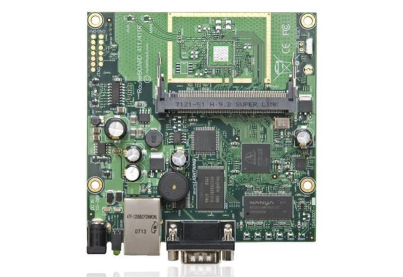 MikroTik RouterBOARD RB411 - Office Connect