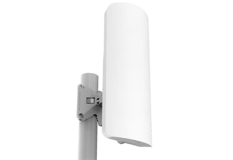 MikroTik mANTBox 802.11bgn wireless with 12dBi 120 deg 2.4Ghz Sector Antenna - Office Connect