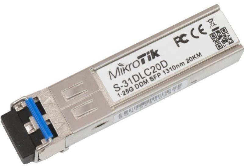 MikroTik SFP+ 10G Single Mode 10km - Office Connect