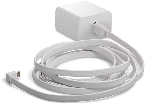 Arlo Indoor Power Cable and Adapter - Office Connect