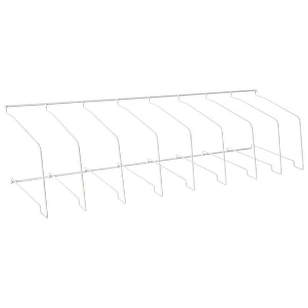 Codafile Shelf File Rack 865mm 8 Slots - Office Connect