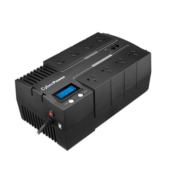 CyberPower BRICs LCD series 850VA UPS flexible mounting - Office Connect