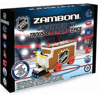 NHL Gingerbread Zamboni Kit - HobbyStarz.com