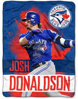 Josh Donaldson Player Micro Throw Blanket