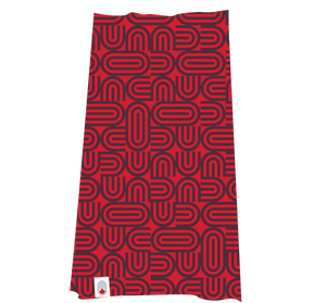 Neck Warmer (Red) | Cache-cou (Rouge)