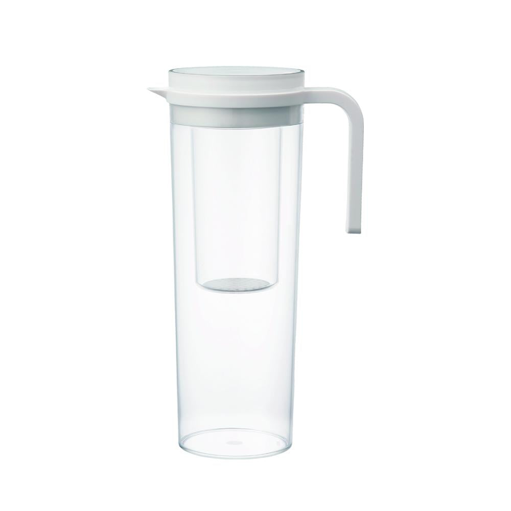 PLUG iced tea jug 1.2L white