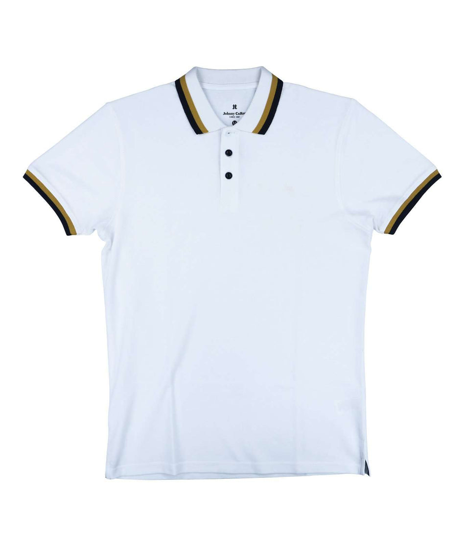 POLO DE PIQUE SLIM FIT