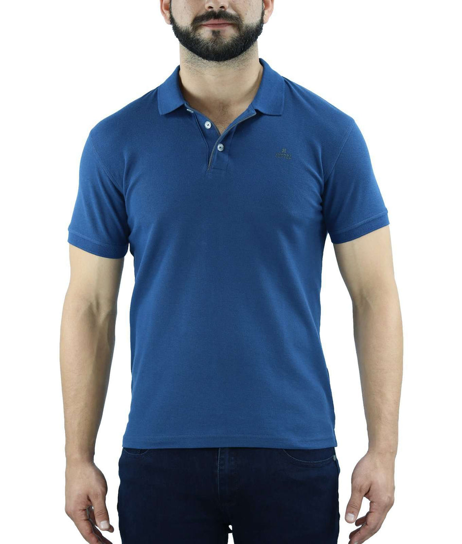 POLO PIQUE SLIM FIT - Johnny Cotton