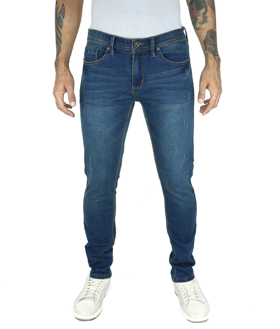JEANS SLIM FIT - Johnny Cotton