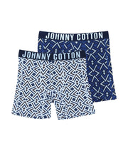 BOXER PRINT ABSTRACTO - Johnny Cotton