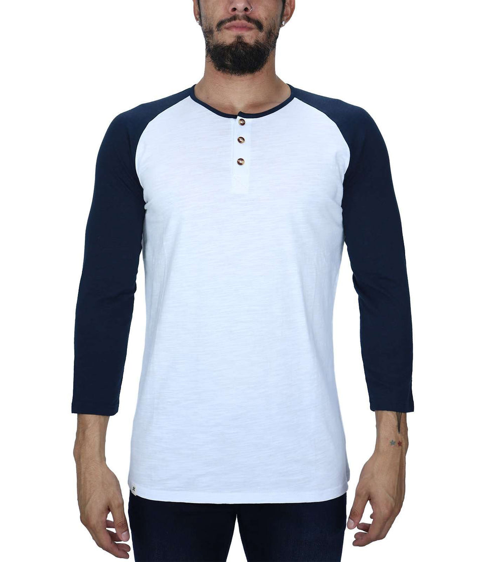 SUETER HENLEY - Johnny Cotton