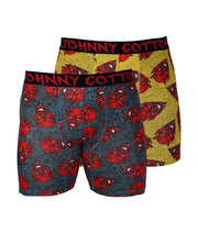 BOXERCABEZA DEL DIABLO - Johnny Cotton