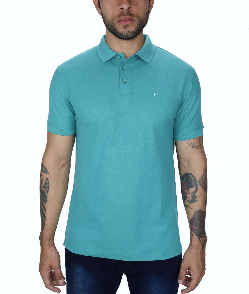POLO SLIM FIT - Johnny Cotton
