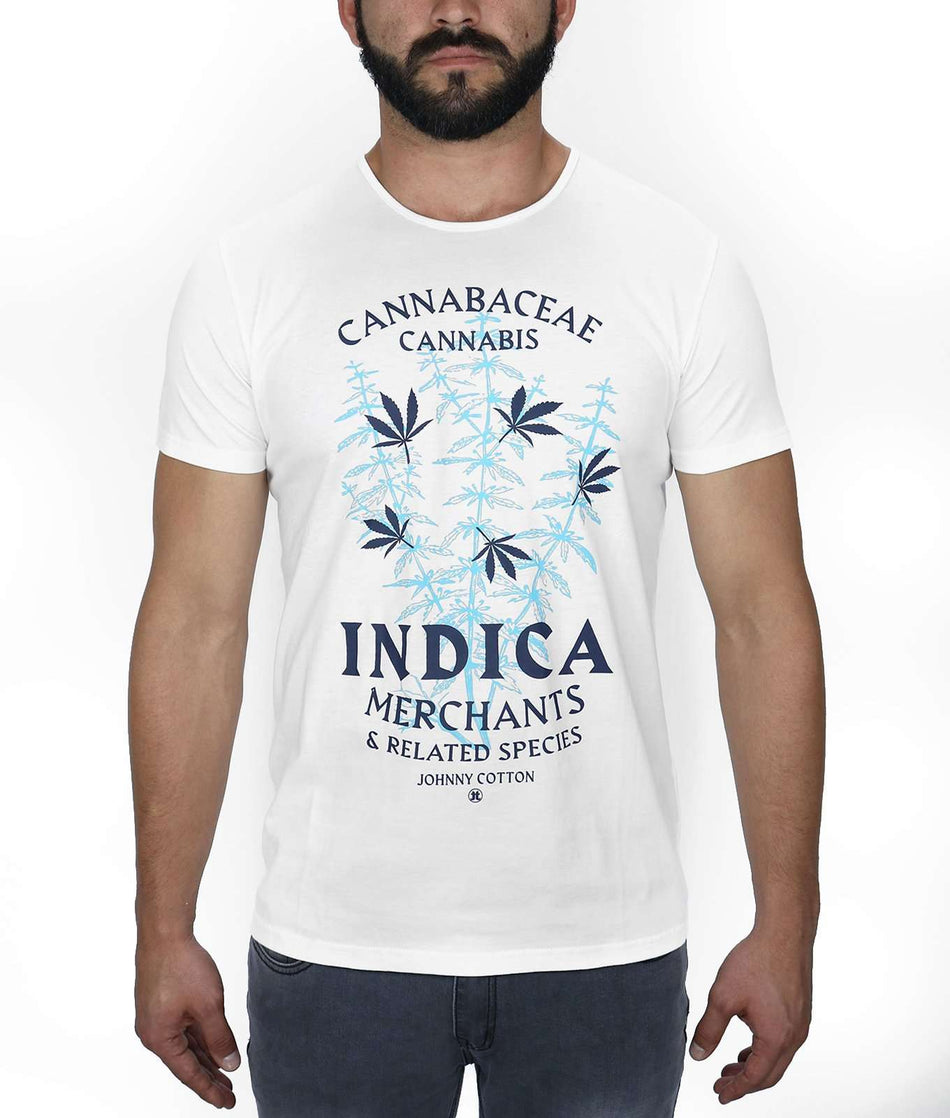 SUÉTER CANNABACEAE INDICA - Johnny Cotton
